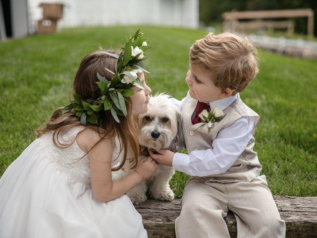 Brian and Corrin's Wedding in Rehoboth, Massachusetts 51
