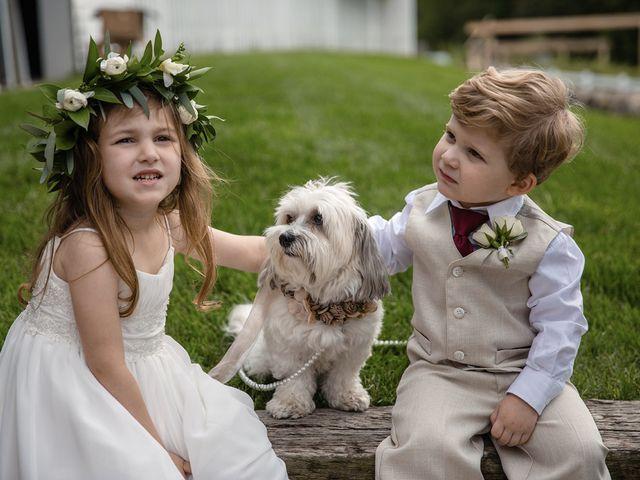 Brian and Corrin's Wedding in Rehoboth, Massachusetts 52