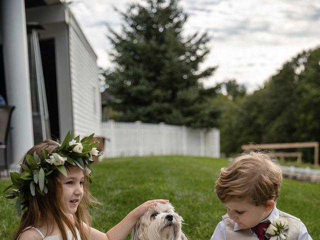 Brian and Corrin's Wedding in Rehoboth, Massachusetts 53
