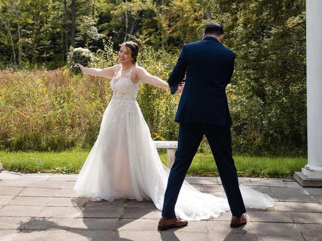 Brian and Corrin's Wedding in Rehoboth, Massachusetts 54