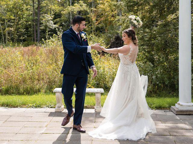 Brian and Corrin's Wedding in Rehoboth, Massachusetts 55