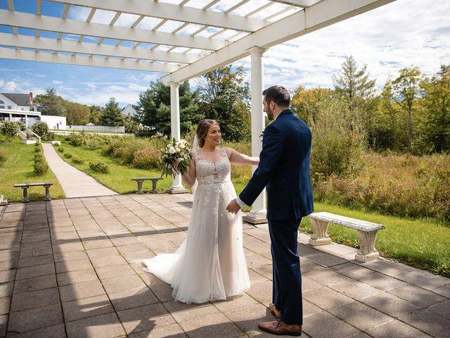 Brian and Corrin's Wedding in Rehoboth, Massachusetts 57