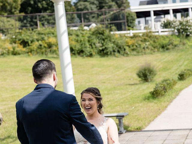 Brian and Corrin's Wedding in Rehoboth, Massachusetts 58