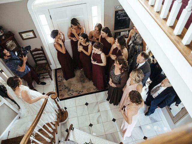 Brian and Corrin's Wedding in Rehoboth, Massachusetts 65