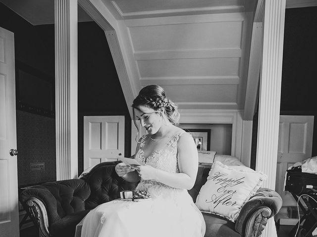 Brian and Corrin's Wedding in Rehoboth, Massachusetts 68