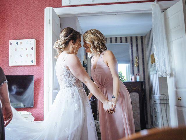Brian and Corrin's Wedding in Rehoboth, Massachusetts 71