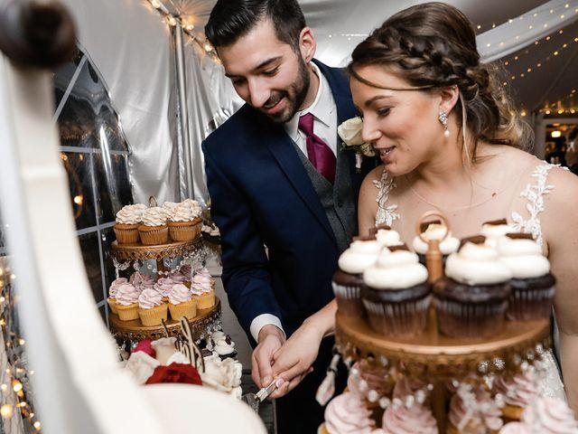 Brian and Corrin's Wedding in Rehoboth, Massachusetts 84
