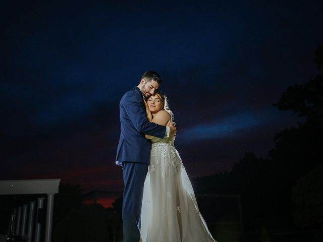 Brian and Corrin's Wedding in Rehoboth, Massachusetts 85