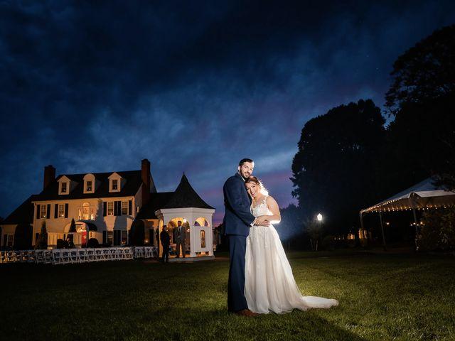 Brian and Corrin's Wedding in Rehoboth, Massachusetts 88