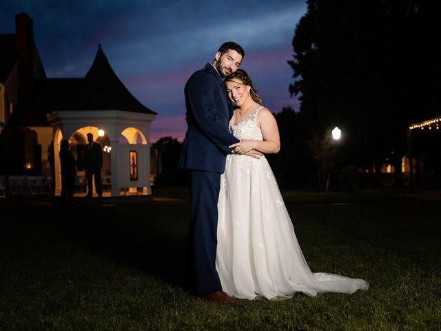 Brian and Corrin's Wedding in Rehoboth, Massachusetts 89