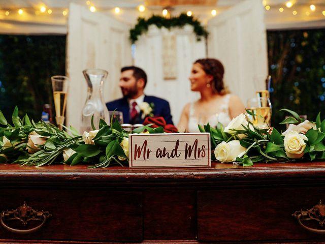 Brian and Corrin's Wedding in Rehoboth, Massachusetts 92