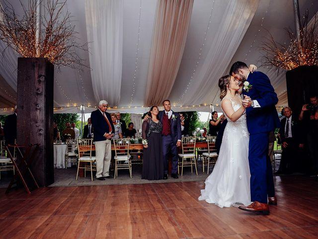 Brian and Corrin's Wedding in Rehoboth, Massachusetts 97
