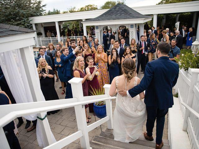 Brian and Corrin's Wedding in Rehoboth, Massachusetts 99