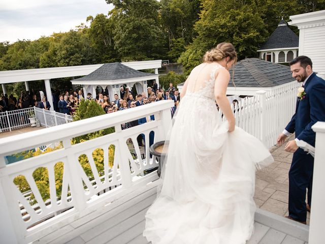 Brian and Corrin's Wedding in Rehoboth, Massachusetts 100