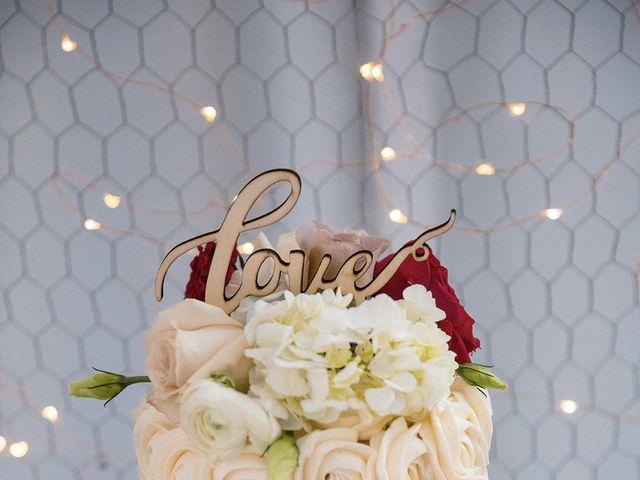 Brian and Corrin's Wedding in Rehoboth, Massachusetts 114