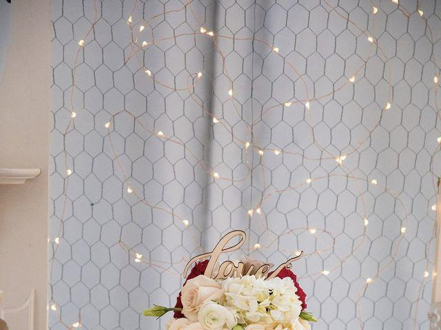 Brian and Corrin's Wedding in Rehoboth, Massachusetts 115