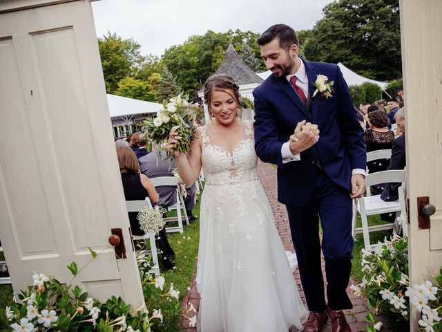 Brian and Corrin's Wedding in Rehoboth, Massachusetts 123
