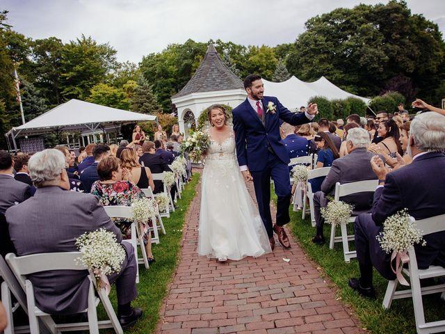 Brian and Corrin's Wedding in Rehoboth, Massachusetts 124