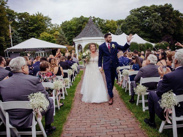 Brian and Corrin's Wedding in Rehoboth, Massachusetts 125