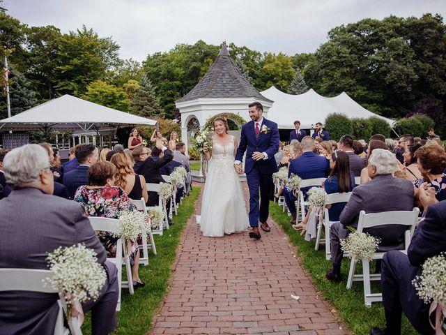 Brian and Corrin's Wedding in Rehoboth, Massachusetts 127