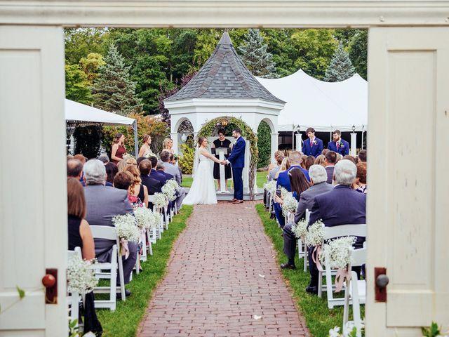 Brian and Corrin's Wedding in Rehoboth, Massachusetts 129