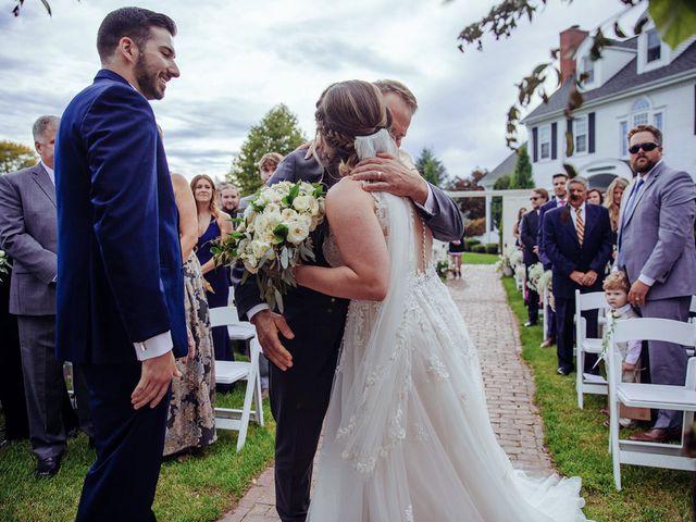 Brian and Corrin's Wedding in Rehoboth, Massachusetts 130