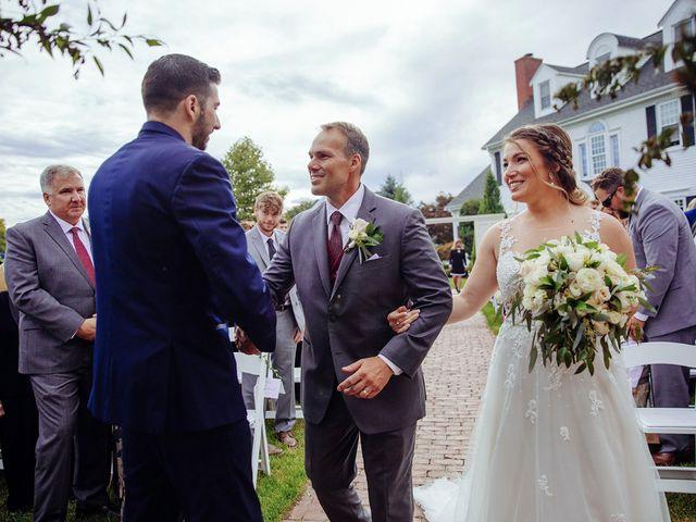 Brian and Corrin's Wedding in Rehoboth, Massachusetts 131