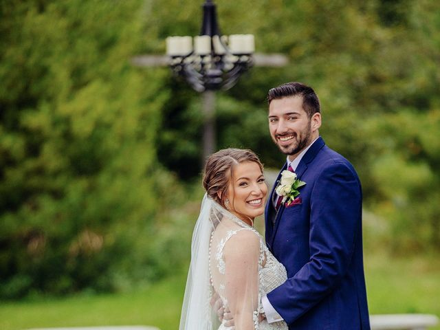 Brian and Corrin's Wedding in Rehoboth, Massachusetts 132