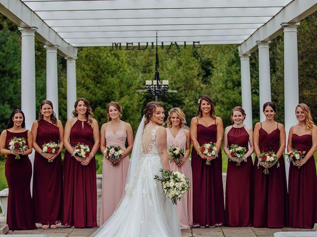 Brian and Corrin's Wedding in Rehoboth, Massachusetts 133