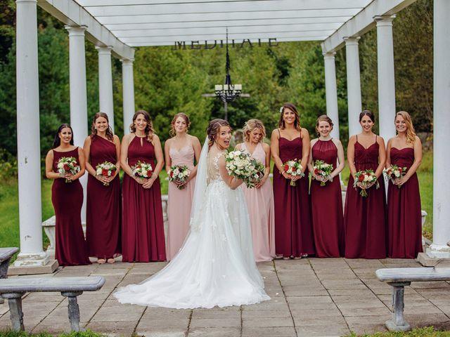Brian and Corrin's Wedding in Rehoboth, Massachusetts 134