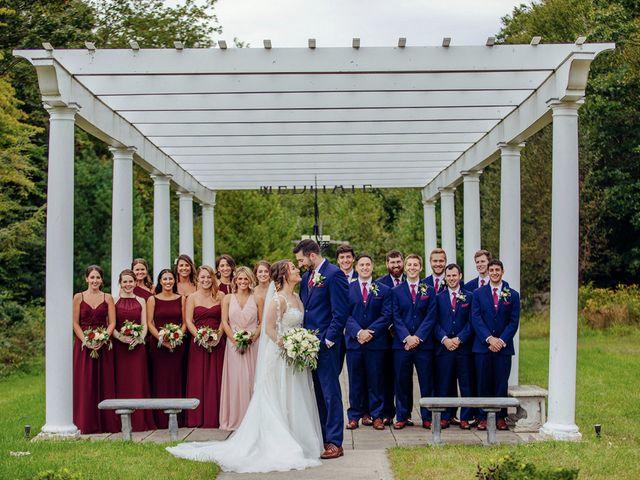 Brian and Corrin's Wedding in Rehoboth, Massachusetts 135