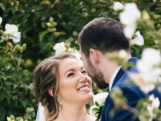 Brian and Corrin's Wedding in Rehoboth, Massachusetts 139