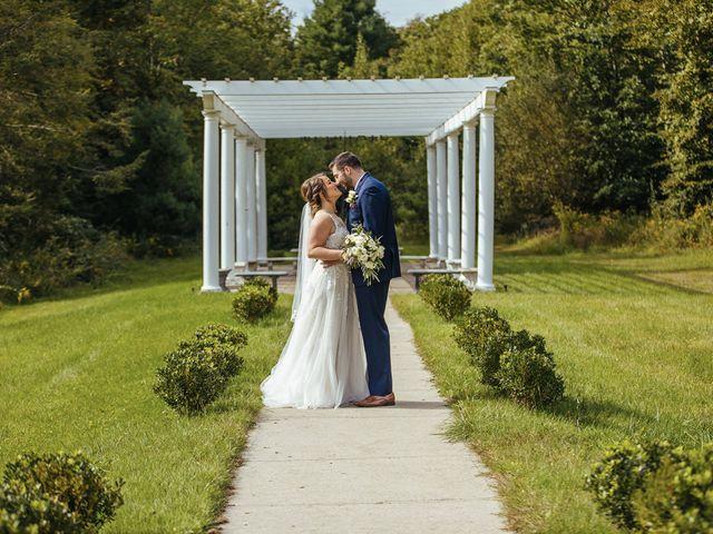 Brian and Corrin's Wedding in Rehoboth, Massachusetts 1