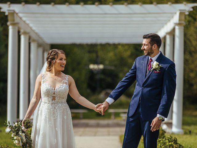 Brian and Corrin's Wedding in Rehoboth, Massachusetts 144