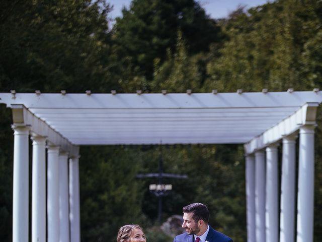 Brian and Corrin's Wedding in Rehoboth, Massachusetts 145