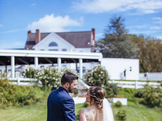 Brian and Corrin's Wedding in Rehoboth, Massachusetts 147