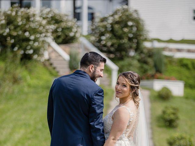 Brian and Corrin's Wedding in Rehoboth, Massachusetts 148