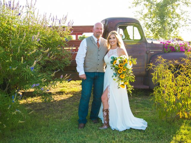 The wedding of Kendra and Mike
