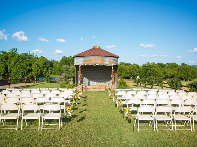 Mike and Kendra's Wedding in Blue Ridge, Texas 24