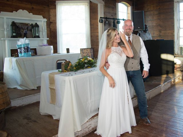 Mike and Kendra's Wedding in Blue Ridge, Texas 48