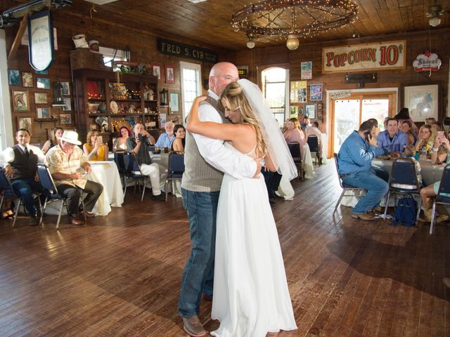 Mike and Kendra's Wedding in Blue Ridge, Texas 49