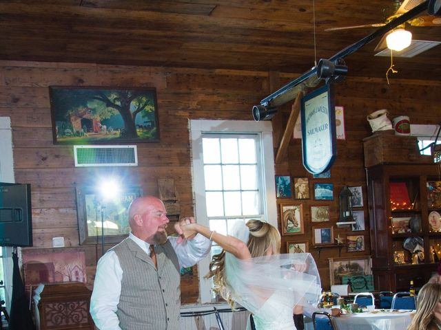 Mike and Kendra's Wedding in Blue Ridge, Texas 51