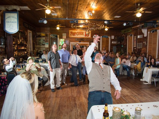 Mike and Kendra's Wedding in Blue Ridge, Texas 67