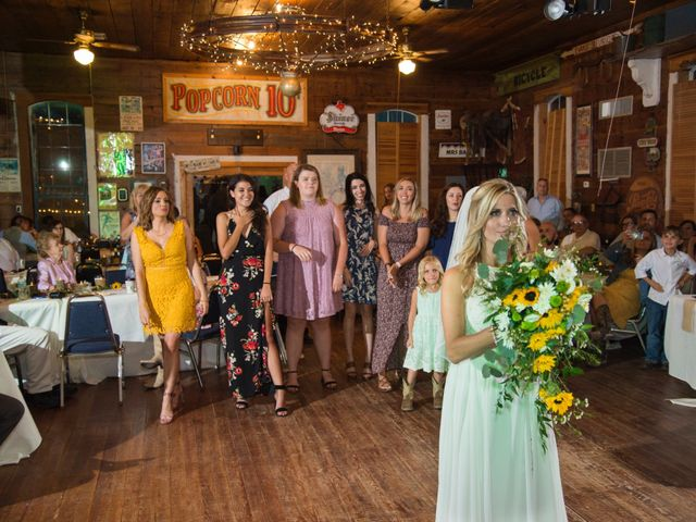 Mike and Kendra's Wedding in Blue Ridge, Texas 69