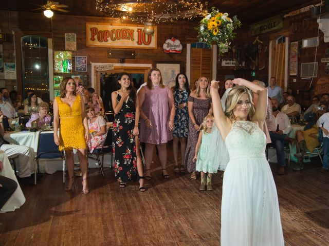 Mike and Kendra's Wedding in Blue Ridge, Texas 70