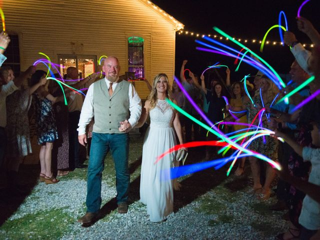 Mike and Kendra's Wedding in Blue Ridge, Texas 82