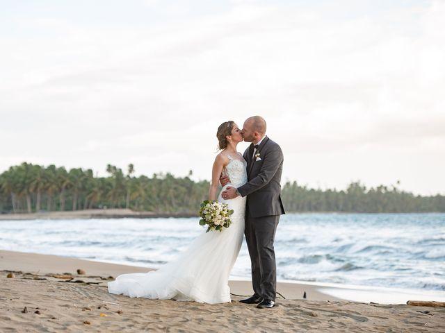John and Angie's Wedding in Bayamon, Puerto Rico 1