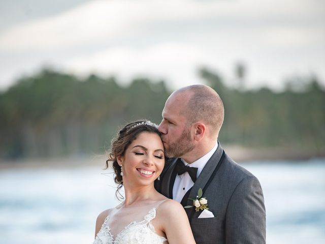 John and Angie's Wedding in Bayamon, Puerto Rico 9