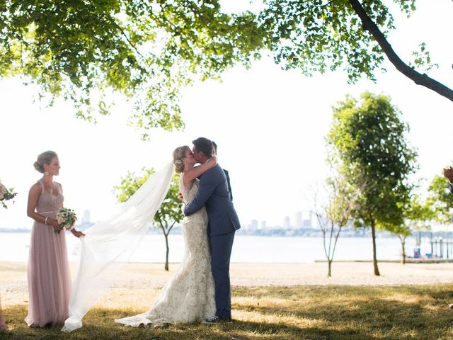 Kate and Kyle's Wedding in Boston, Massachusetts 9