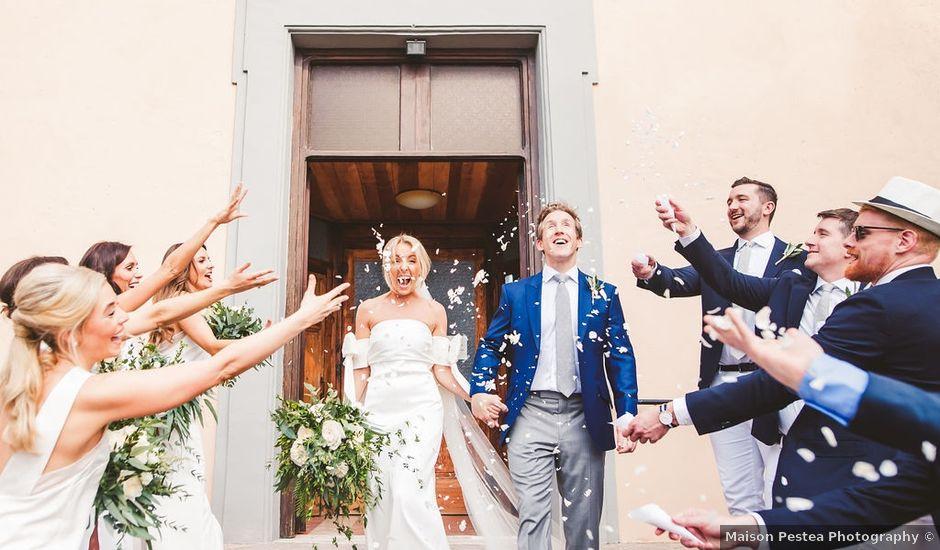 Ciaran and Filipa's Wedding in Rome, Italy